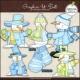 Download - Clip Art - Winter Wonderland 1