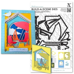 Shadow Box Dies - Seaside 8pcs (XCU 503272)