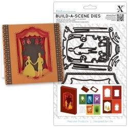 A5 Shadow Box Dies (6pcs) - Theatre (XCU 503123)