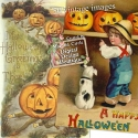 Download - 50 Vintage Halloween Images 3