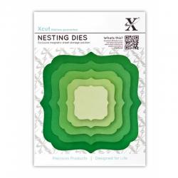 Xcut Dies - Nesting Square Parenthesis 5pcs (XCU 503401)