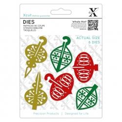 Xcut Dies - 3D Baubles 6pcs (XCU 503960)