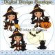 Download - Bewitching Halloween Witches