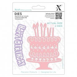 Die - Birthday Cake (XCU 503447)