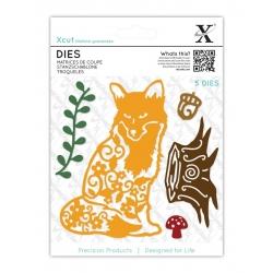 Xcut Dies - Filigree Fox (XCU 503429)