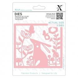 Xcut Dies - Folk Rabbit (XCU 503126)