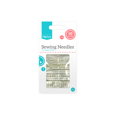 Sewing Needles 50 pack (HOM1042)