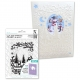 Cut & Emboss Folder - Winter Wishes (XCU 503939)