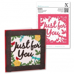 Die - Just for You Topper (XCU 503297)