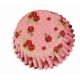 Floral Cake Cases 100 - Polka Dot Pink (AM7720)
