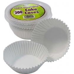 White Cake Cases 200 (94/004)