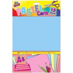 Artbox 15 Sheets Pastel card (T6878)