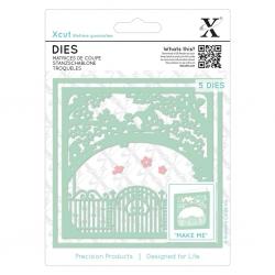 Xcut Dies - In the Garden 5pcs (XCU 503383)