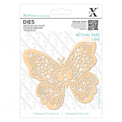 Xcut Dies - Ornate Butterfly 1pc (XCU 503384)