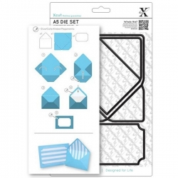 A5 Dies Set (3pcs) - A7 Envelope (XCU 503209)