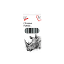 Charcoal Pencils 12 Pack (STA1511)