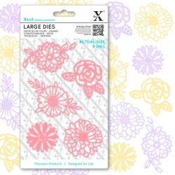 Large Dies - Florals 5pcs (XCU 503395)