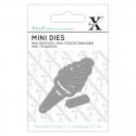 Mini Die - Ice-cream Cone (XCU 503665)