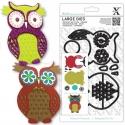 Xcut Large Dies - Owl (XCU 503202)