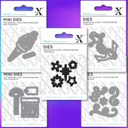Xcut Mini Dies Bundle 2 (5 dies)