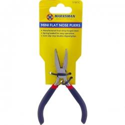 "Marksman Mini Flat-nose Pliers 4.5"" (51001C)"