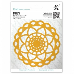 Xcut Dies - Sunflower Doilie 1pc (XCU 503222)