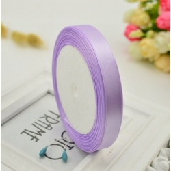 10mm Satin Ribbon - Lilac (25 yards)