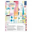 A4 Ultimate Die-cut & Paper Pack (48pk) - Elements Pigment (PMA 160260)