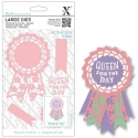 Xcut Large Dies - Queen for the Day 5pcs (XCU 503092)