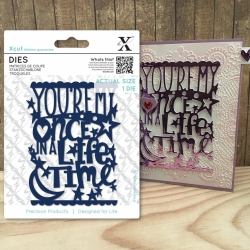 Xcut Dies - Once in a Lifetime 1pc (XCU 503386)
