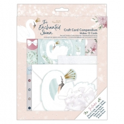 Craft Card Compendium - The Enchanted Swan (PMA 105155)