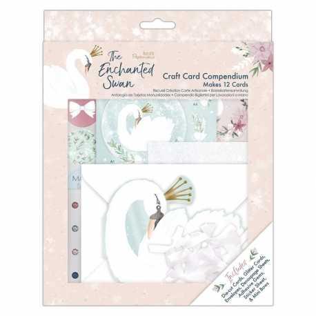 Craft Card Compendium - The Enchanted Swan (PMA 105155)