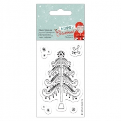 Merriest Christmas Clear Stamp - Christmas Tree (PMA 907979)