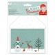 Merriest Christmas - Notecard Set (PMA 150924)