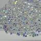 4mm Gems - Iridescent Clear (1000pcs)