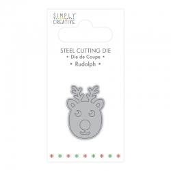 Simply Creative Mini Die - Rudolph (SCDIE135X20)