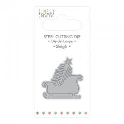 Simply Creative Mini Die - Sleigh (SCDIE142X20)