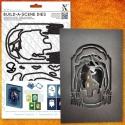 Shadow Box Dies - Spooky Graveyard 8pcs (XCU 503277)