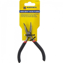 "Marksman Mini Bent-nose Pliers 4.5"" (51002C)"