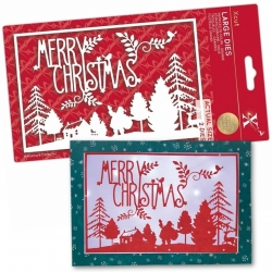 Xcut Large Dies - Merry Christmas (XCU 503524)