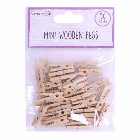 Dovecraft Essential Mini Pegs (DCBS230)