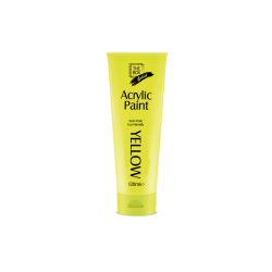 Acrylic Paint 120ml - Yellow (STA2116)