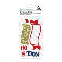 Small Dies - Festive Sentiments (XCU 503961)