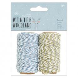 Twine (2pk) - Winter Wonderland (PMA 171906)