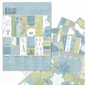 A4 Ultimate Paper & Die-cut pad - Winter Woodland (PMA 160966)