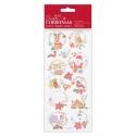 Foil Stickers - Folk Wreaths (PMA 828914)