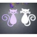 Printable Heaven die - Spiral Cat (1pc)