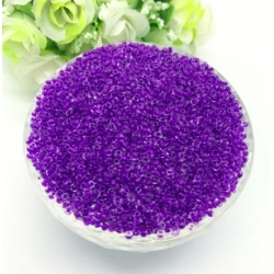 2mm Seed Beads - Purple Glass (1000pcs)