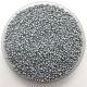 2mm Seed Beads - Matt Silver (1000pcs)