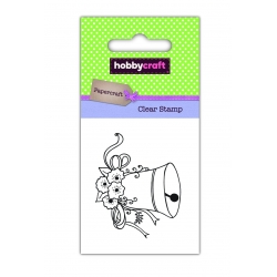 Hobbycraft Clear Stamp - Bell (50309HC)